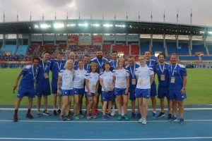Team Scotland, Commonwealth Youth Games, Leadership, Teamwork, Management, Opening Ceremony