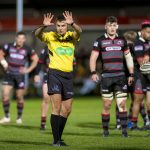 Guinness Pro14 Rugby, Referee, Edinburgh Rugby, Scottish Rugby