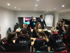 Facilitation Netball Sirens Culture Teamwork Team Teams Sport Performance Consultancy Be the Best No Limits