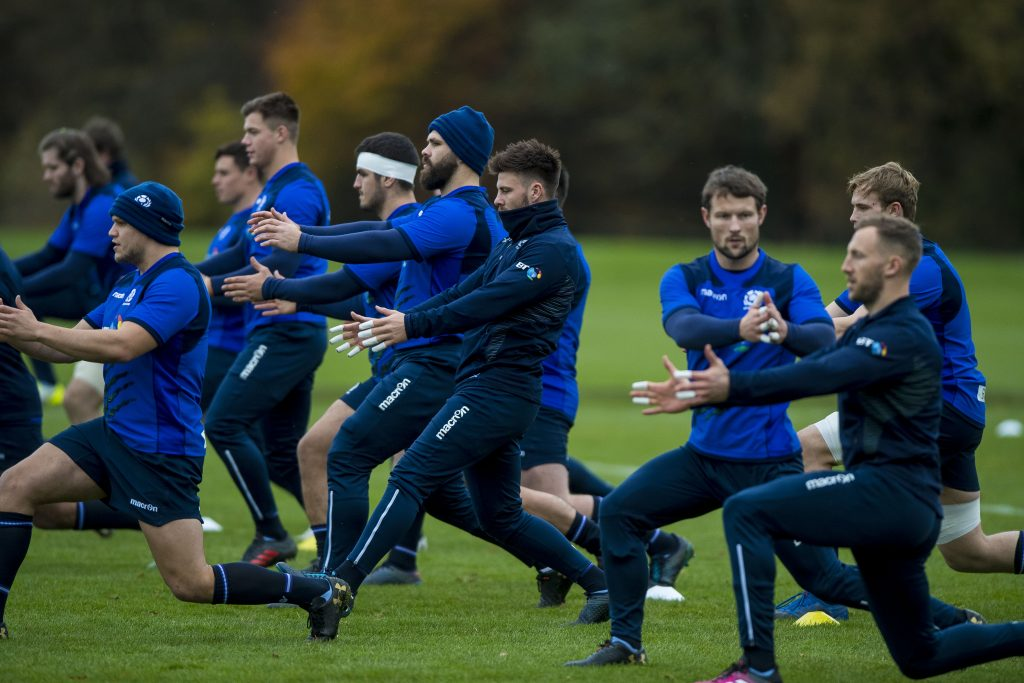 Mental Preparation (Belief, Focus, Clarity of Thought) important for Scotland to record historic first victory over New Zealand All Blacks